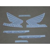 Kit Adesivos Honda Cb300r 2011 Azul - Decalx