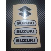 Kit De Adesivo Refletivo Personalizado Para Capacete Suzuki