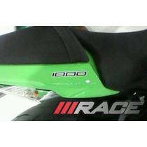 Par De Adesivo 1000 Lateral Rabeta Moto Kawasaki Ninja Zx10r