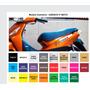2 Adesivos Moto Biz Titan Cg Web Yamaha Honda + Frete Grátis