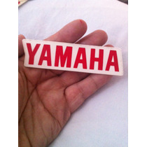 Adesivo Pequeno Yamaha Rabeta Ou Bolha Rd350