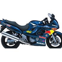 Kit Adesivo Suzuki Srad Gsx 650 750 1000 Honda 600rr 600f