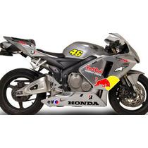 Kit Adesivo Moto Honda Cbr 600f 600rr 1000rr Todas