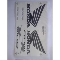Kit Adesivos Cb 300 R 2013 Amarela ¿ Frete Gratis