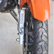 Adesivo Refletivo Tuning Drag2 Bengala Moto Yamaha Fazer 150