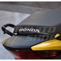 Adesivo Protetor Rabeta Moto Honda Titan Fan 150 2010 - 2013