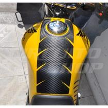 Protetor De Tanque Superior Honda Titan Fan 150 Ano 10-13