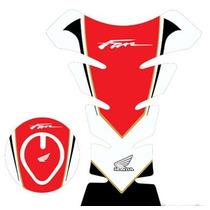 Protetor Tanque E Bocal Moto Honda Fan - Mod02 +frete Grátis