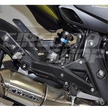 Adesivo Protetor Quadro Pedaleira Moto Honda Hornet Fretfree