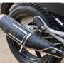 Protetor Escapamento Tuning Escape Carbo Moto Honda Cb 300 R