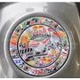 Fuel Cap Protetor Bocal Tanque Sb Honda Hornet 600 Cbr Cb
