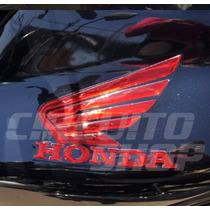 Adesivo Faixa Tuning Relevo Moto Honda Cb 300 R A Partir 13