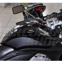 Protetor De Tanque Lateral Carbon Part. Moto Honda Cb 300 R