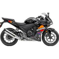 Kit Adesivo Moto Honda Cbr 1000 Rr Cbr 500 R Cbr 600f