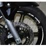 Friso Adesivo Roda M03 Refletivo Moto Yamaha Xj6 Tuning 600