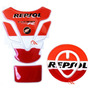 Kit Protetor Tanque Bocal Honda Cb300r Repsol - Alto Relevo