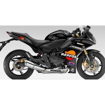 Moto Honda Cbr 600f Cbr 600 F Edição Especial