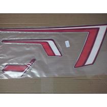 Kit Adesivos Honda Ml 125 Ano 85 Preta - Frete Gratis
