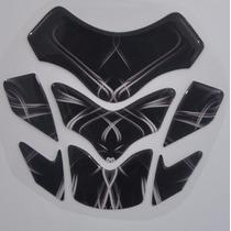 Protetor Relevo Tanque Tankpad Tribal M1 Moto Honda Bros 125