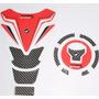 Protetor Tank Pad Tanque Bocal Moto Honda Cb Cbr 650 F M07