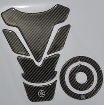 Protetor Tanque Tankpad + Bocal C02 Moto Yamaha Ys Fazer 250