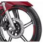 Kit M01 Refletivo Friso Roda E Interno Moto Honda Titan 160