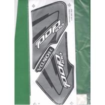 Kit Adesivos Honda Pop 100 2011 Preta