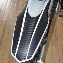 Kit Protetor Adesivo Paralama Completo Moto Honda Bros 160