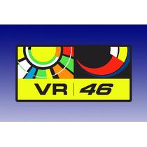Adesivo Sol E Lua Valentino Rossi 46! Alta Qualidade!!!