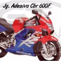 Adesivo Honda Cbr 600f 1999 / 2000 ( Material Importado )