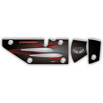 Adesivo Para Protetor De Escapamento Yamaha Fazer 250