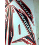 Jogo Adesivo Moto Bros 150 Es Mix 2011 Laranja Completo