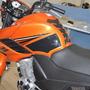 Adesivo Protetor Relevo Lateral Tanque Moto Yamaha Fazer 150