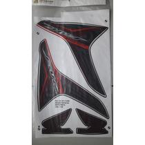 Kit Adesivos Honda Fan 150 2013 Esdi Edição Especial Preta