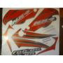 Faixa Adesiva Falcon Laranja 07 Bolt Motos