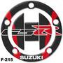Protetor Boca De Tanque Fuel Cap Para Moto Suzuki Gsr 150i
