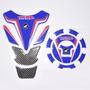 Protetor Tank Pad Tankpad Tanque Bocal Moto Honda Cbr 600 F