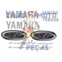 Kit Adesivos Yamaha Xt 600 2003 2004 Preta