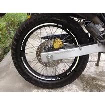 Friso Adesivo Refletivo Para Roda Moto Xre 300