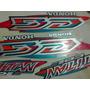 Adesivo Moto Titan 125 Azul Metal 99 + Envio