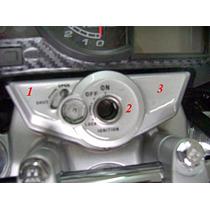 Adesivo Protetor Chave Ignição Honda Cb 300 Cg150 Fan