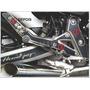 Adesivo Fibra De Carbono, Hornet Cb 600, Proteção Bacalhau