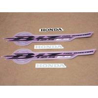 Adesivos Honda Biz 125 Es 2010 Rosa (partida Eletrica)