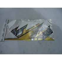 Adesivo Xt 225 Dourado 02