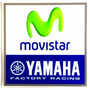 Adesivo Yamaha Movistar Jorge Lorenzo 99 Moto Gp Resinado