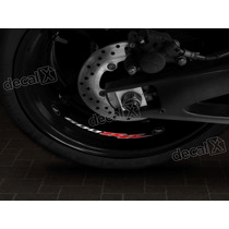 Adesivos Centro Roda Refletivo Moto Honda 600rr Rd1 - Decalx