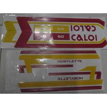 Jogo De Faixa Mobilete Caloi ( Xr 87 / 88 )