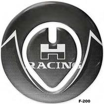 Protetor Boca De Tanque Fuel Cap Para Motos Honda Ref: F-200