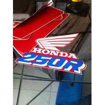 Adesivo Honda Xl250 Xlx250r Rfcv Tanque Xl-250 Xl-250r