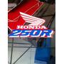 Adesivo Honda Xl250 Xlx250r Rfcv Tanque Xl-250